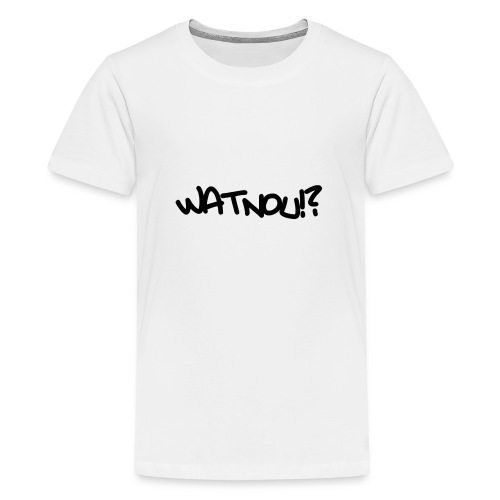 watnou - Teenager Premium T-shirt