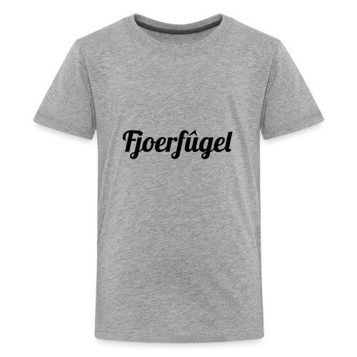 fjoerfugel - Teenager Premium T-shirt