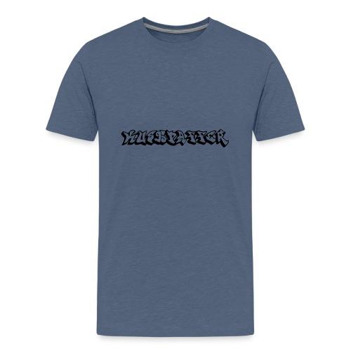 kUSHPAFFER - Teenage Premium T-Shirt