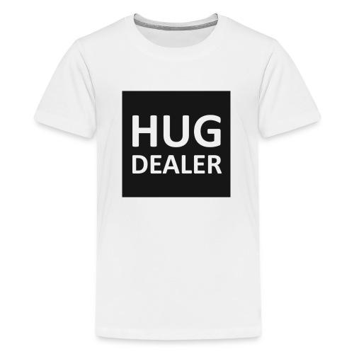 Hug Dealer - Teenage Premium T-Shirt