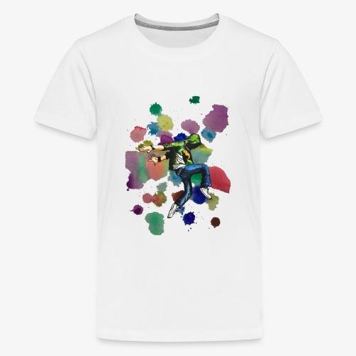 Dancer - Teenage Premium T-Shirt