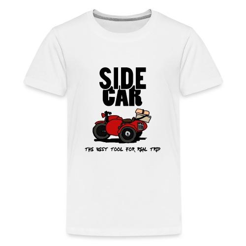 side TRIP - T-shirt Premium Ado