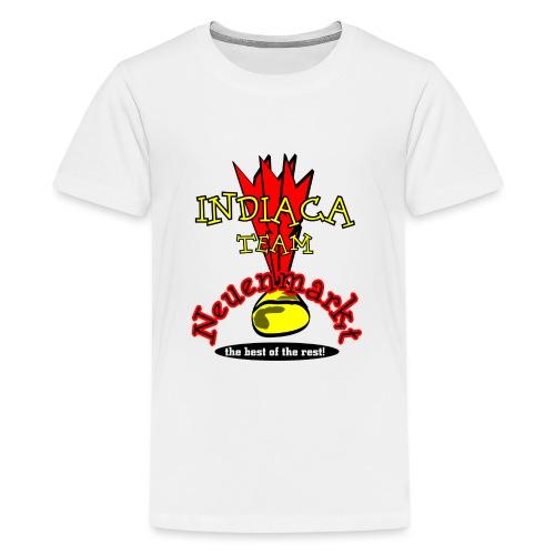 Indiaca Team - Teenager Premium T-Shirt