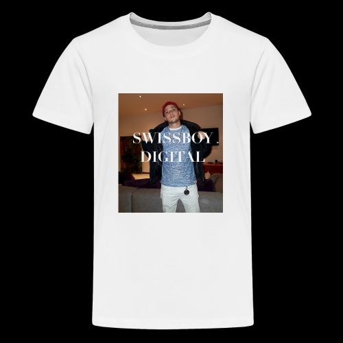 Swissboy Digital - Teenager Premium T-Shirt