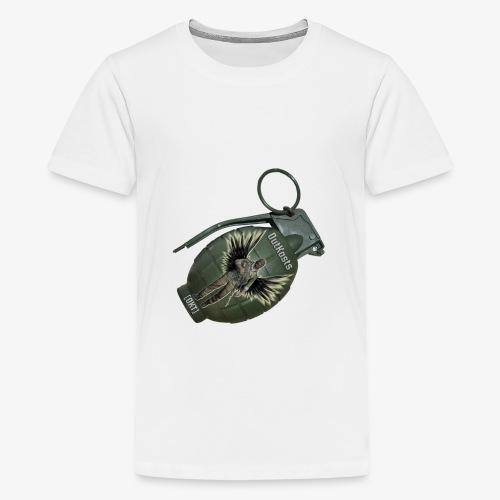 OutKasts Grenade Side - Teenage Premium T-Shirt