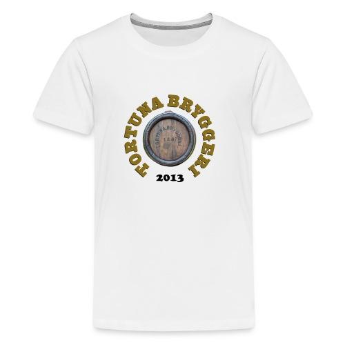 TortunaBryggeri2013-jpg - Premium-T-shirt tonåring