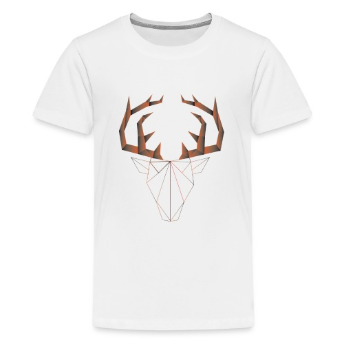LOW ANIMALS POLY - T-shirt Premium Ado