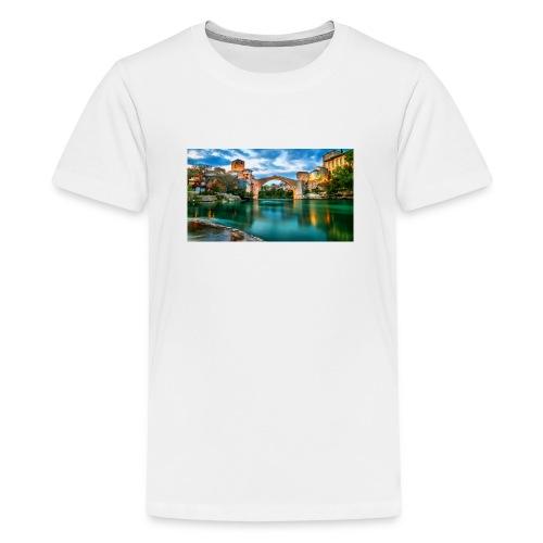 Mostar - Premium-T-shirt tonåring