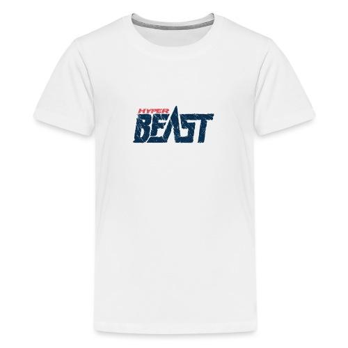 Hyper Beast - Teenage Premium T-Shirt