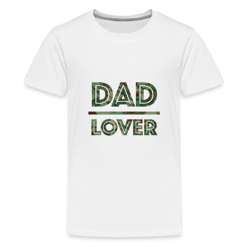 DAD LOVER - Premium-T-shirt tonåring
