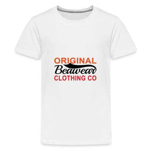 Original Beawear Clothing Co - Teenage Premium T-Shirt