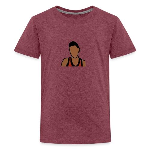 TyrusHD logo - Teenage Premium T-Shirt
