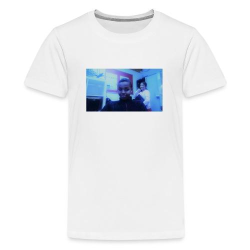 BederGang - Premium T-skjorte for tenåringer