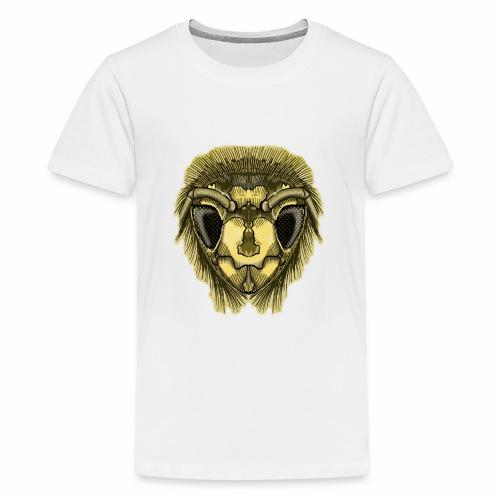 Half-Bee by Jon Ball - Teenage Premium T-Shirt