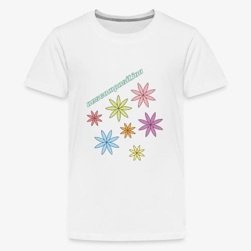 SOLRAC composition - Camiseta premium adolescente