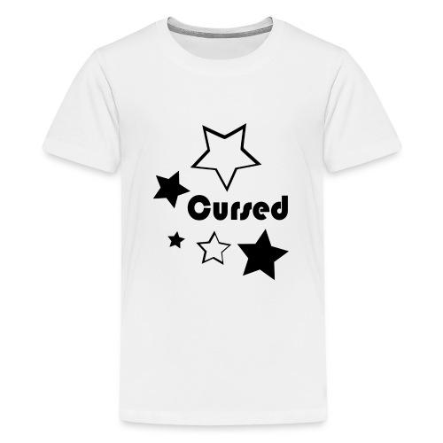 Cursed_Stars - Teenager Premium T-Shirt