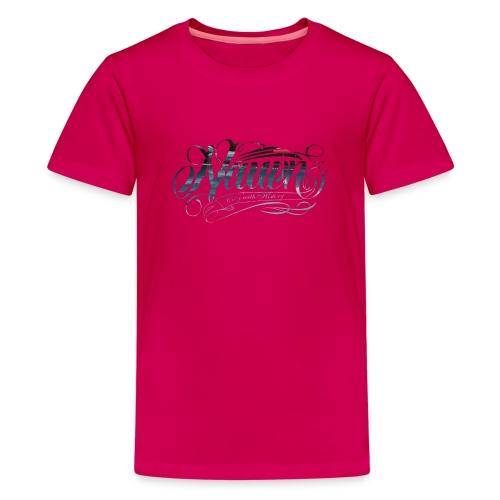 stadtbad edition - Teenager Premium T-Shirt