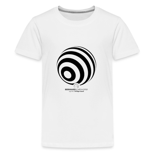 Bernhard Schirnhofer Hypnose Nr. 9 - Teenager Premium T-Shirt