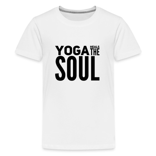 yogalover - Teenager Premium T-shirt
