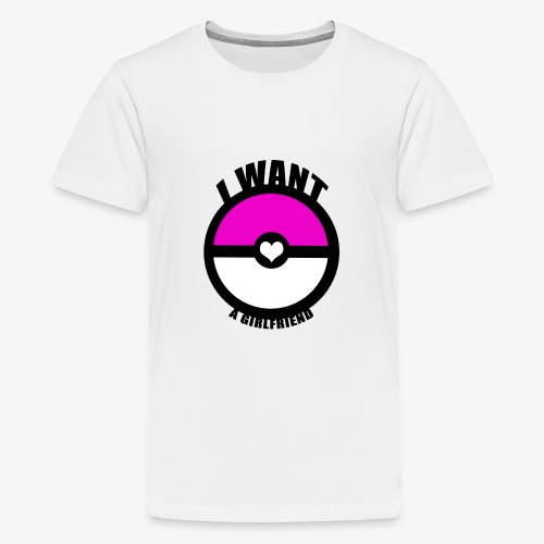 Balle de Copine - T-shirt Premium Ado