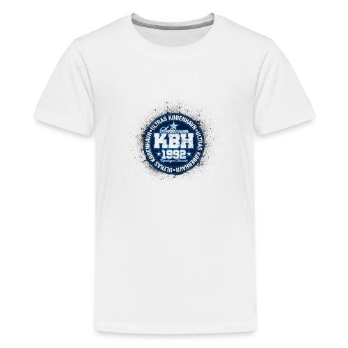 kbh cirkel - Teenager premium T-shirt