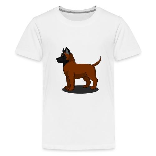 bébé malinois - T-shirt Premium Ado