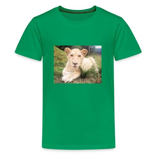 10536 2Cmoomba groot - Teenage Premium T-Shirt