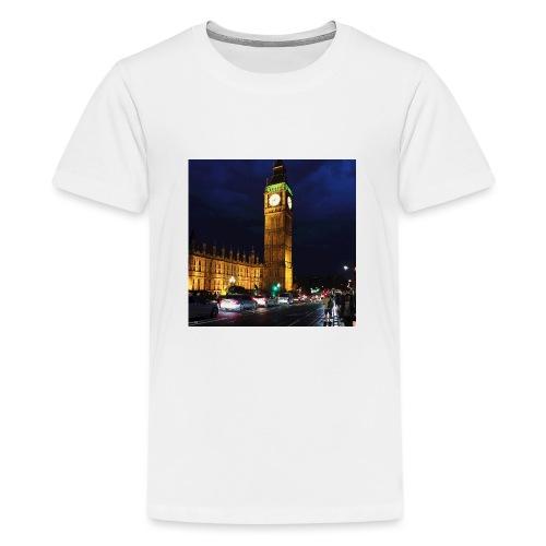 Big Ben - Teenage Premium T-Shirt