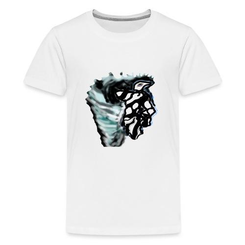 espectro de viento - Camiseta premium adolescente