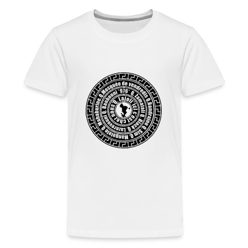 WENKA 4 - T-shirt Premium Ado