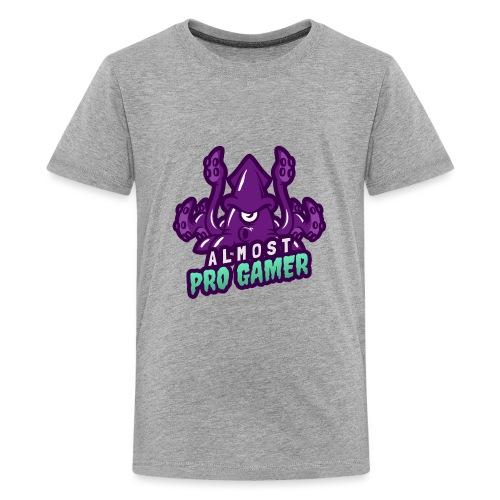 Almost pro gamer PURPLE - Maglietta Premium per ragazzi
