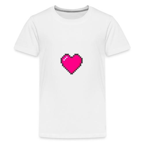 C6584957 2474 49A7 A2D6 12ED002B82E8 - Teenage Premium T-Shirt