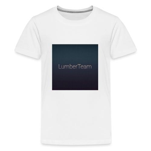 CZAPKA Z DASZKIEM - Koszulka młodzieżowa Premium