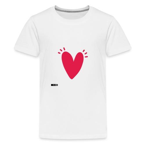 st valentin - T-shirt Premium Ado