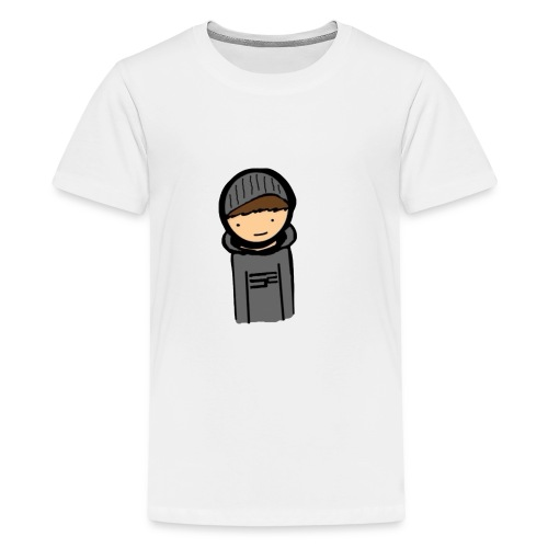 Popptejt - Teenager Premium T-shirt