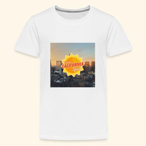 California Spirit City - T-shirt Premium Ado