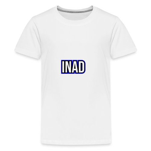 inad - Teenager Premium T-shirt