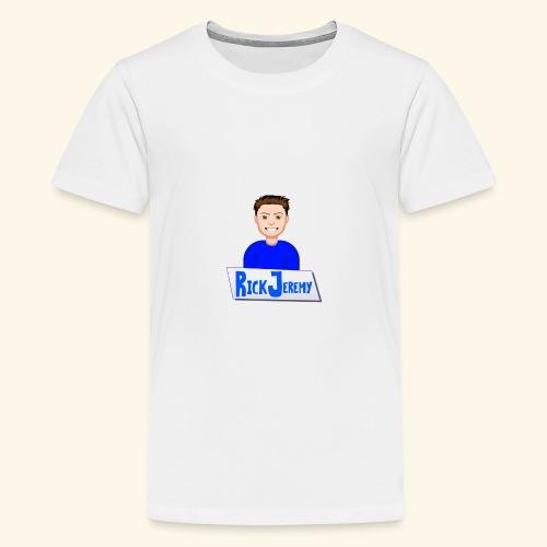 RickJeremymerchandise - Teenager Premium T-shirt