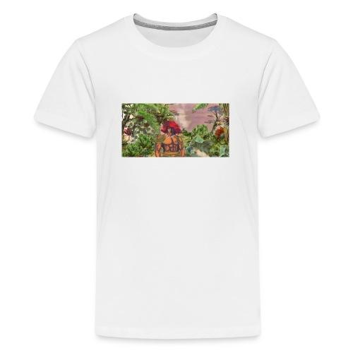mogli redhead2 - Teenager Premium T-Shirt