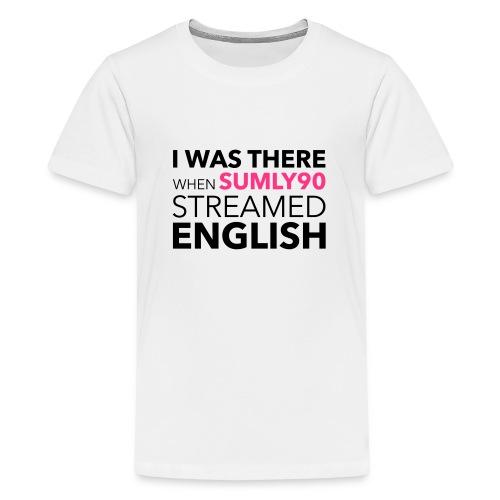 Sumly_TShirt - Teenage Premium T-Shirt