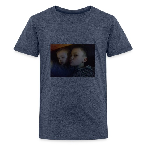 1514916139819832254839 - Teenage Premium T-Shirt