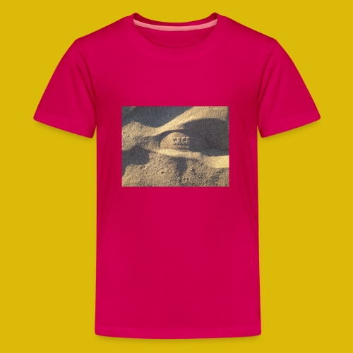 Caca - T-shirt Premium Ado
