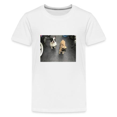 372D9BB6 6536 4E0B 9867 352DD1D58BB7 - T-shirt Premium Ado