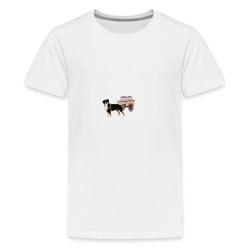 Grosser Drag - Premium-T-shirt tonåring