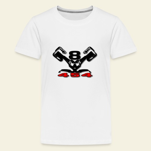 454 v8 - Teenager premium T-shirt