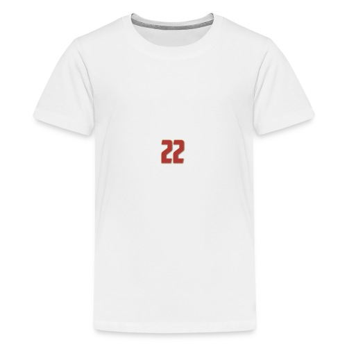 t-shirt zaniolo Roma - Maglietta Premium per ragazzi