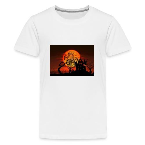 Le soleil couchant - T-shirt Premium Ado