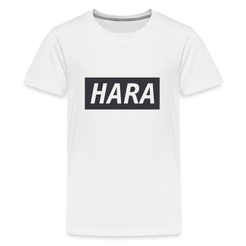 Hara200 - Teenage Premium T-Shirt