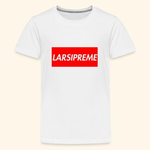 LarsiPreme - Premium T-skjorte for tenåringer