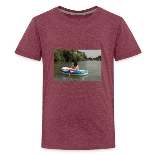 Wir stammen vom Affen ab - Teenager Premium T-Shirt